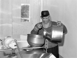 Frank Platti Tripoli Farm  1957
