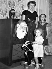 Gloria, Mary Lou, & Judy Bartolotta 1954