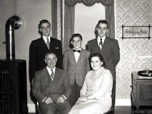 Heller Family 1951
