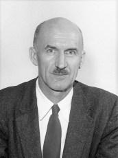 Leonard Hager 1957