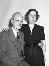 Mr. & Mrs. James Knight Best Ln. G'town 1951