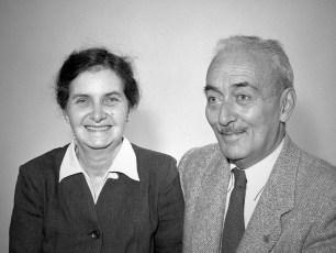 Mr. & Mrs. McGregor 1959