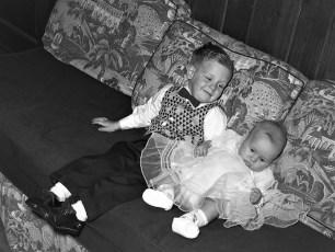 Peter Fingar Family 1953