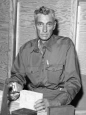Reg VanNest Master Carpenter 1959