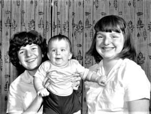 The Ahrens Children 1959