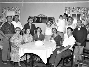 The Besslers G'town 1953