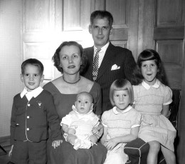 The Smithers Family Red Hook 1955