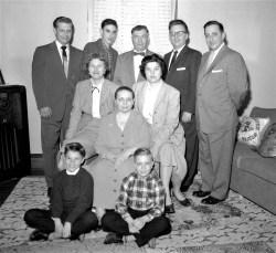 The Yusko Family 1958