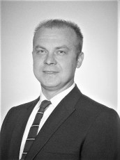 John Meacher 1963
