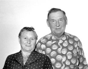 Mr. & Mrs. Reuter 1964