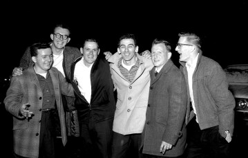 Ross Funk's Bachelor Party 1964