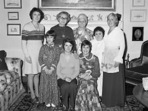 Bartolotta Family 1975