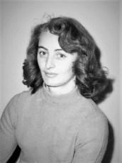 Claudette Albert 1972