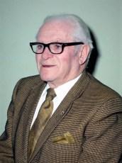 Joe Millman 1972