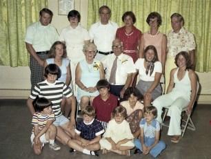 Sharpe Family 1976