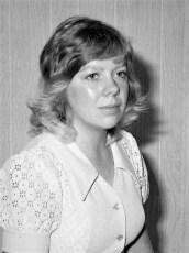 Shirley Ann Hattan 1973
