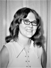 Susan Lomax 1971