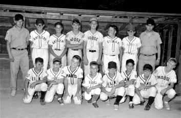 Elk's Little League All Stars 1967