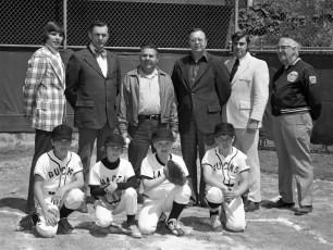 Elk's Little League Opening Day Hudson 1974 (1)