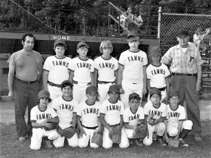Elk's Little League Opening Day Hudson 1974 (3)