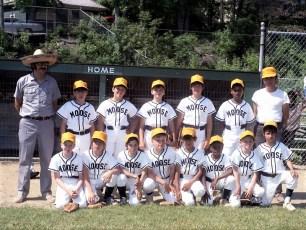 Elk's Little League Teams Hudson 1972 (4)