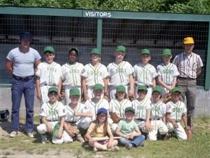 Elk's Little League Teams Hudson 1972 (5)