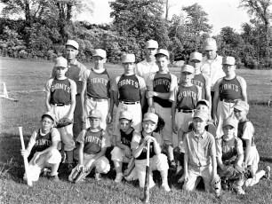G'town L.L. 1960 Giants