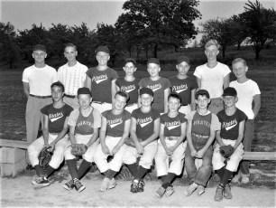G'town L.L. 1960 Pirates
