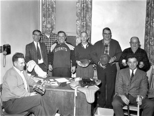 G'town L.L. Committee meeting 1960