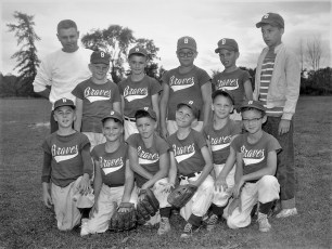 G'town LL Braves 1961