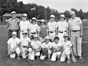 G'town Little League Bombers 1974