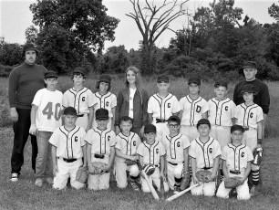 G'town Little League Dodgers 1974