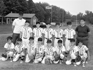 G'town Little League Indians 1974