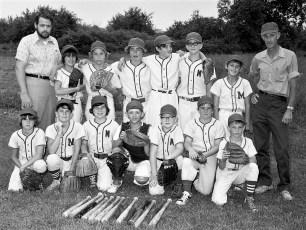 G'town Little League Mets 1974