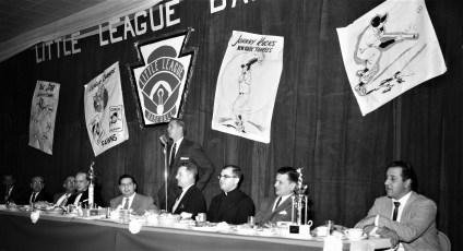 Hudson Little League Banquet Elks Club 1957 (1)
