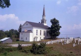 Christ's Lutheran Church Viewmont 1970