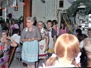 Christ's & St. John's Lutheran Church's Mother Daughter Banquet 1973 (3)