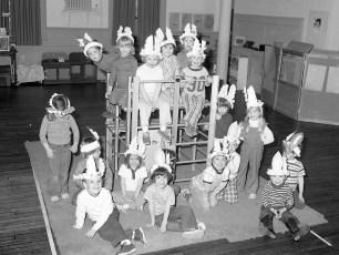 Community Friends Nursery School St. John's Lutheran Church Manorton 1977 (1)