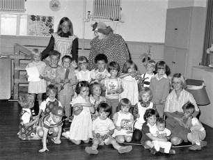 Community Friends Nursery School St. John's Lutheran Church Manorton 1977 (2)