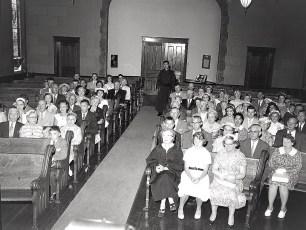 Lutheran Church Pastor Moy 1960 2