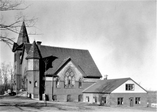 St. John's Lutheran Church Manorton 1965