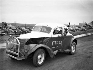 Mellenville Stock Car Races 1950 (2)