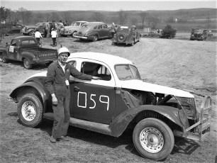 Mellenville Stock Car Races 1950 (20)