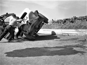 Mellenville Stock Car Races 1950 (26)