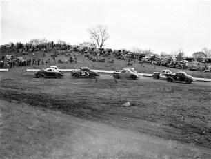 Mellenville Stock Car Races 1950 (3)
