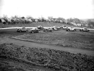 Mellenville Stock Car Races 1950 (35)