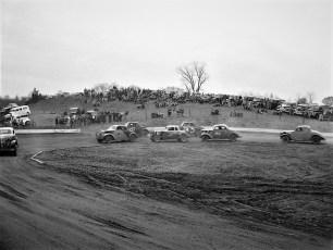 Mellenville Stock Car Races 1950 (6)