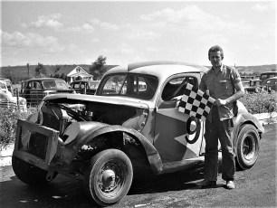 Stock Cars Mellenville NY 1950 (5)