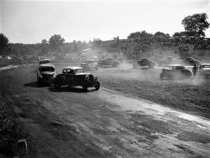 Stock Cars Mellenville NY 1950 (9)