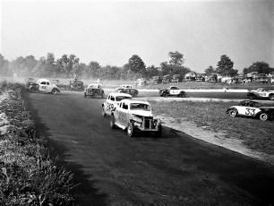 Stock Cars Mellenville NY 1951 (12)
